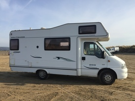 6 Berth Motorhome - Ideal For Families or Couples - Image #16