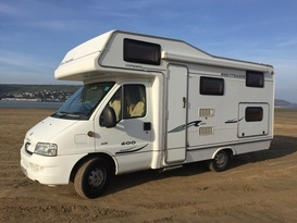 6 Berth Motorhome - Ideal For Families or Couples - Image #17