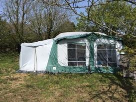 Create Memories in Cornwall camping in our 5 berth caravan. - Image #6