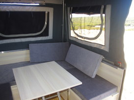 Cape Leeuwin Forward Fold Camper - Image #1
