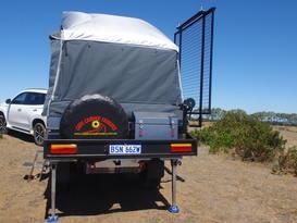 Cape Leeuwin Forward Fold Camper - Image #2