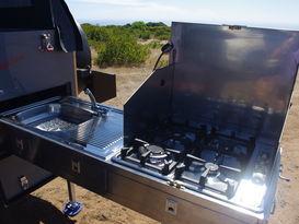 Cape Leeuwin Forward Fold Camper - Image #5
