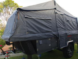 Cape Leeuwin Forward Fold Camper - Image #6