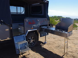 Cape Leeuwin Forward Fold Camper - Image #7