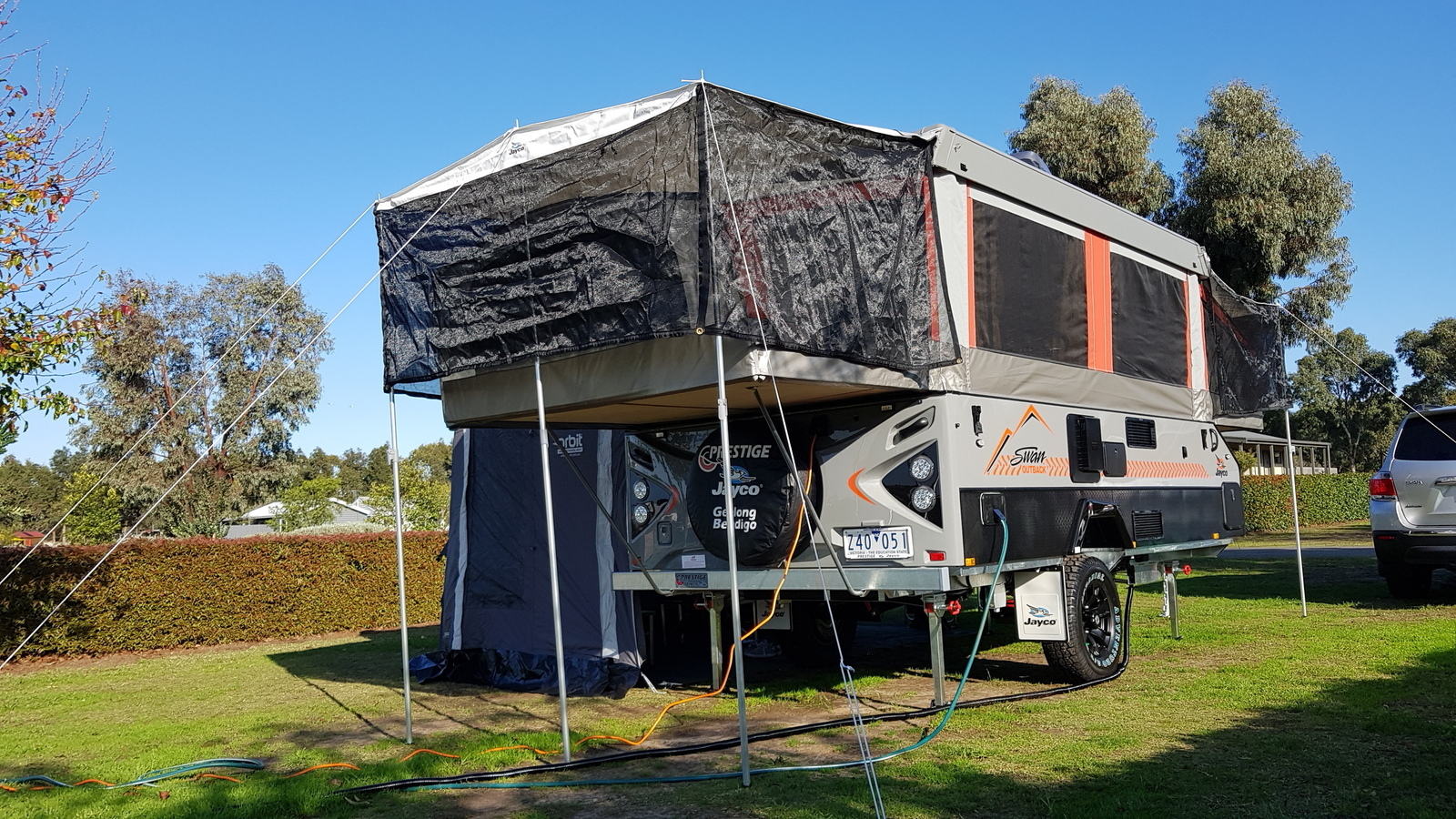 """Pop Top for Hire in Tullamarine VIC from $95 0 """"BRAND NEW"""