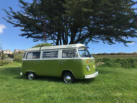 Olive - Classic VW Camper Van hire in Cornwall - Image #7