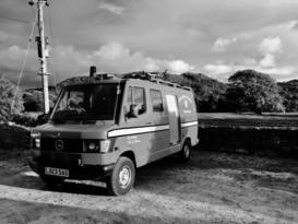 Mercedes Fire Truck - Image #3