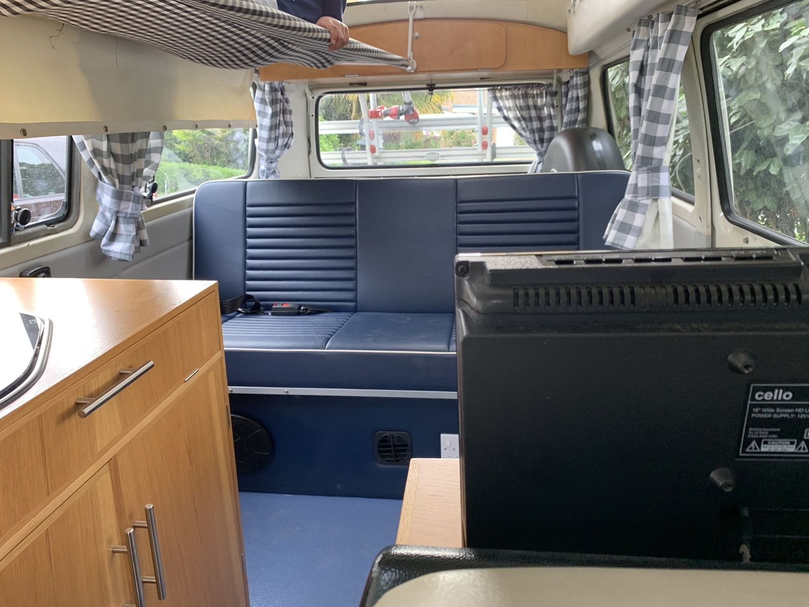 Campervan For Hire In Watford From 163 80 0 Dave The