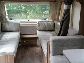 Swift Freedom 6 berth Fixed Double Bed 060 - Image #3