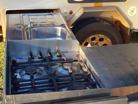 Easy Set up rear fold off road Camper - Image #4