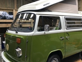 Olive - Classic VW Camper Van hire in Cornwall - Image #8