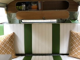 Olive - Classic VW Camper Van hire in Cornwall - Image #9