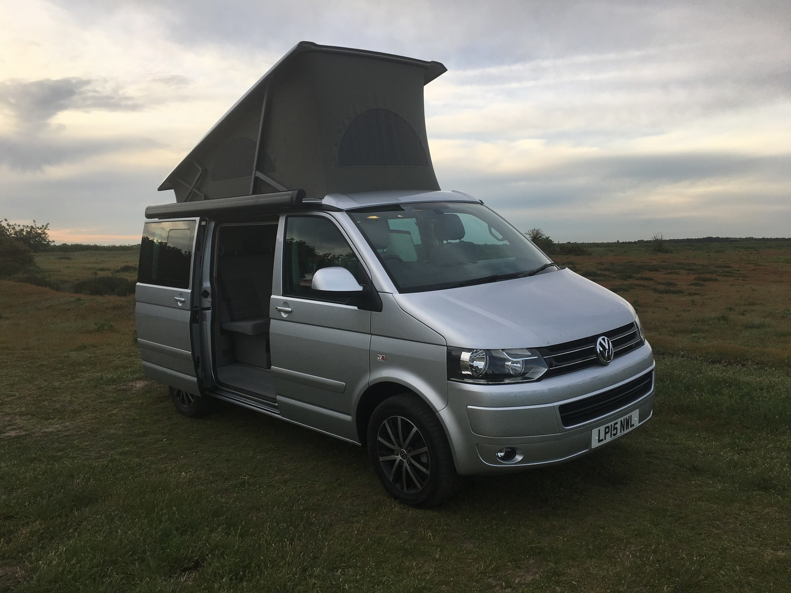 Campervan For Hire In King S Lynn From 163 65 0 Vw
