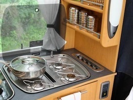 PENNINE COUNTRYMAN DELUXE FOLDING CAMPER - Image #4