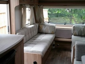 Swift Freedom 6 berth Fixed Double Bed  - Image #2
