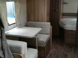 Swift Freedom 6 berth Fixed Double Bed  - Image #3