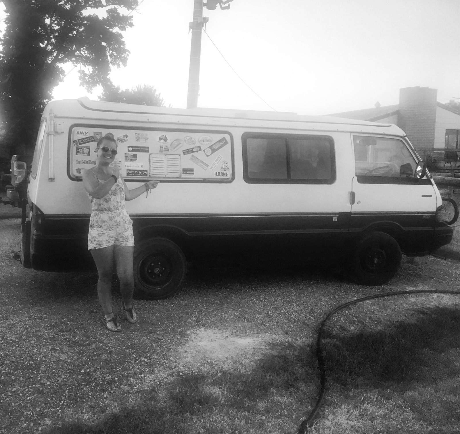 """Campervan For Hire In Cressy TAS From $100.0 """"Mazee"""