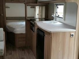 Swift Freedom 6 berth Fixed Double Bed  - Image #4