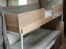 Swift Freedom 6 berth Fixed Double Bed  - Image #6