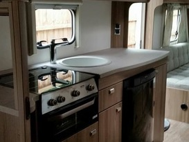 Swift Freedom 6 berth Fixed Double Bed  - Image #8