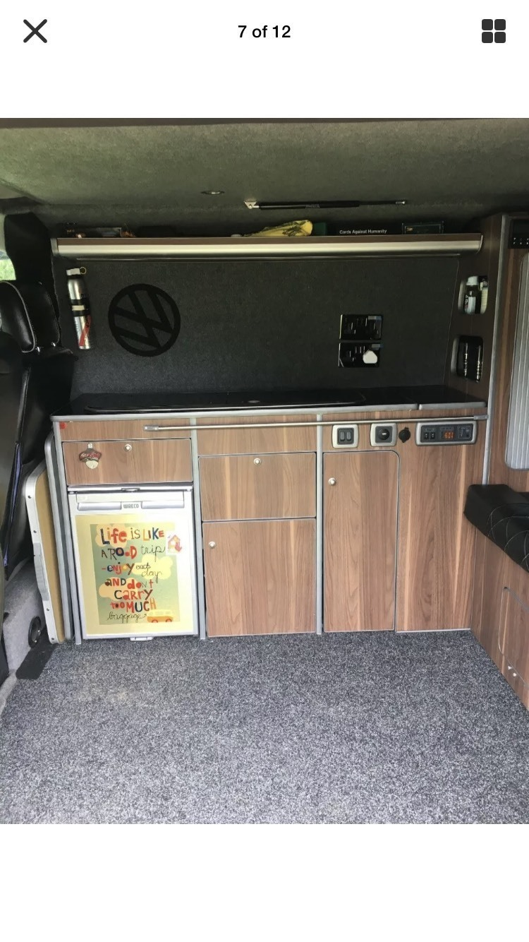 Campervan For Hire In Newton Aycliffe From 163 95 0 Scooby