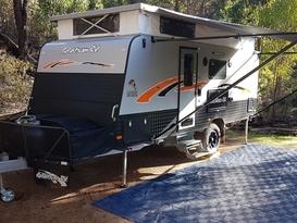 Goldstream 4WD Caravan - Image #1