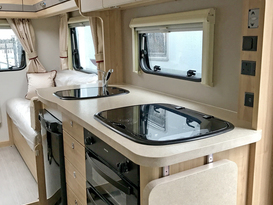 Marvin the 6 berth 2017 Motorhome - Image #1