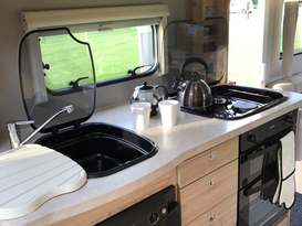Marvin the 6 berth 2017 Motorhome - Image #2