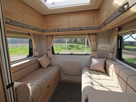 Marvin the 6 berth 2017 Motorhome - Image #3