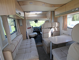 Marvin the 6 berth 2017 Motorhome - Image #5