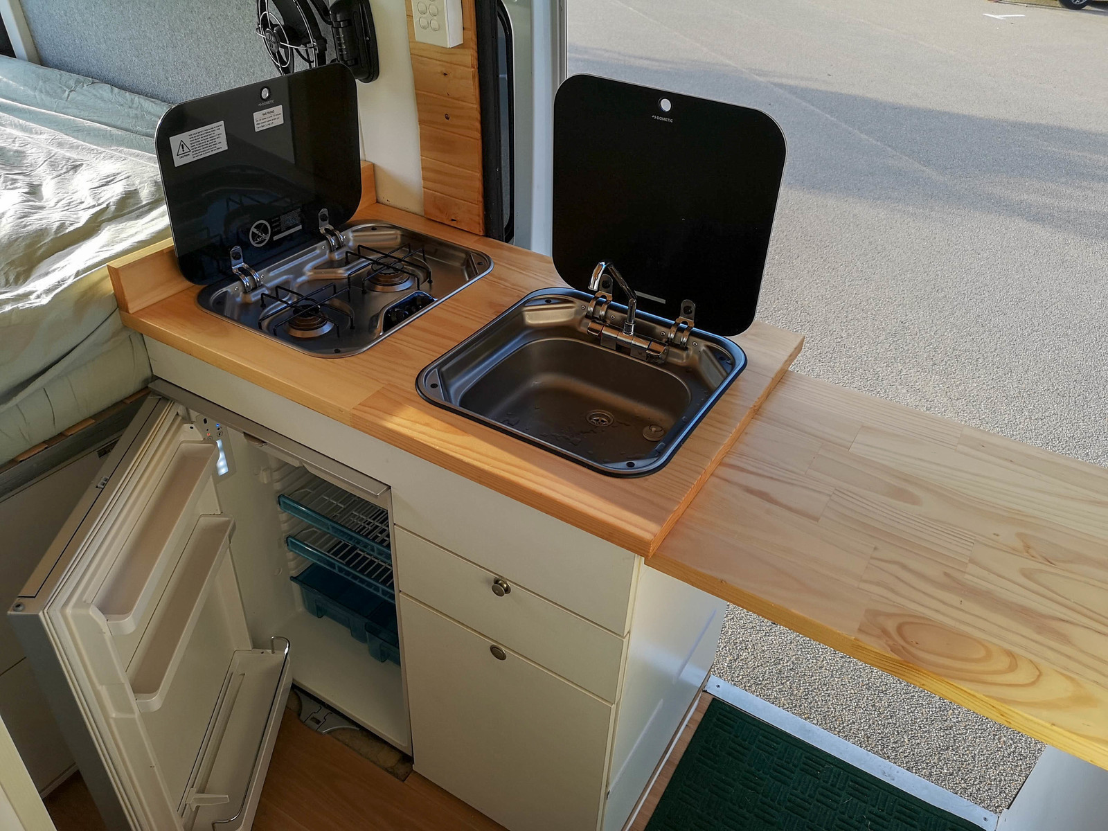 """Motorhome for Hire in Richmond VIC from $95 0 """"El Gato"""