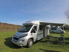 Marvin the 6 berth 2017 Motorhome - Image #9