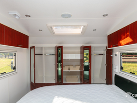 Great large caravan for couples that need that extra space and luxury - Image #5