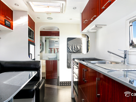 Great large caravan for couples that need that extra space and luxury - Image #7