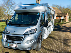 Marvin the 6 berth 2017 Motorhome - Image #12