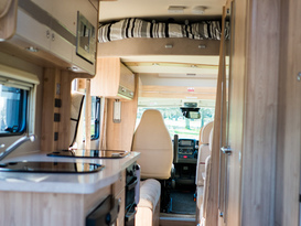 Marvin the 6 berth 2017 Motorhome - Image #14