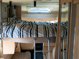 Marvin the 6 berth 2017 Motorhome - Image #17