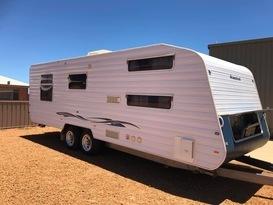 Oakabella Family Caravan, Sleeps 4, Coral Coast, Geraldton, Kalbarri - Image #1