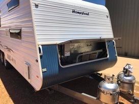 Oakabella Family Caravan, Sleeps 4, Coral Coast, Geraldton, Kalbarri - Image #2