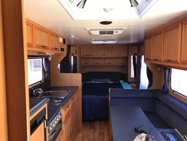 Oakabella Family Caravan, Sleeps 4, Coral Coast, Geraldton, Kalbarri - Image #8