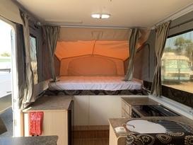 Townsville Caravan and Camping Hire Bob Hawk - Image #3
