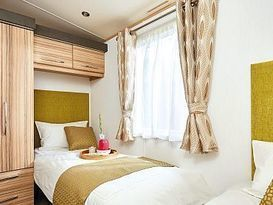 Trecco Bay Holiday Park luxury lodge hire  - Image #1