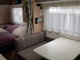 Adria - Family friendly caravan with bunks - Lightweight caravan - 3 month old - Image #3