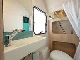 Adria - Family friendly caravan with bunks - Lightweight caravan - 3 month old - Image #5