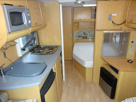Luxury caravan - Image #3