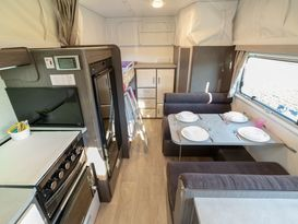 Northern Vic Caravan Hire - Family Van No.1. 2019 Jayco Journey (pop top) - Image #9