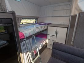 Northern Vic Caravan Hire - Family Van No.1. 2019 Jayco Journey (pop top) - Image #1