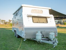 Northern Vic Caravan Hire - Family Van No.1. 2019 Jayco Journey (pop top) - Image #16