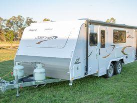 Northern Vic Caravan Hire - Family Van No.1. 2019 Jayco Journey (pop top) - Image #19