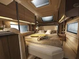 Luxury Motorhome Burster 728G Ixeo - Image #1